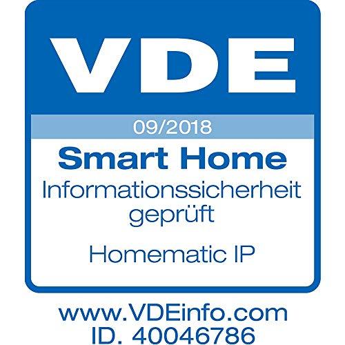 Homematic IP Starter Set Sicherheit - 6