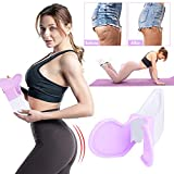 Premium Buttocks Trainer, Morenitor Pelvic Floor Muscle and Inner Thigh Super Kegel Exerciser, Correction Beautiful Buttocks Bladder Control Device Postpartum Rehabilitation for Women