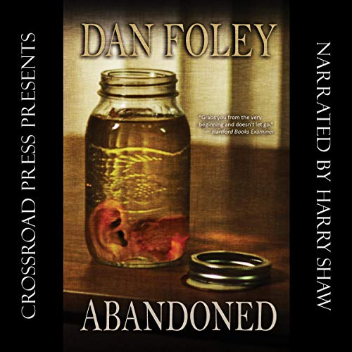 Abandoned audiobook cover art