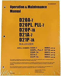 Best komatsu parts manual free Reviews