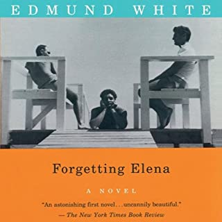 Forgetting Elena audiobook cover art
