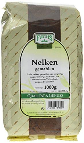 Fuchs Nelken gemahlen, 1er Pack (1 x 1 kg)