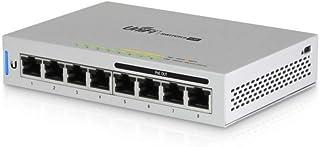Ubiquiti US-8-60W Unifi Switch 8-Piece Port, 60W - Grey
