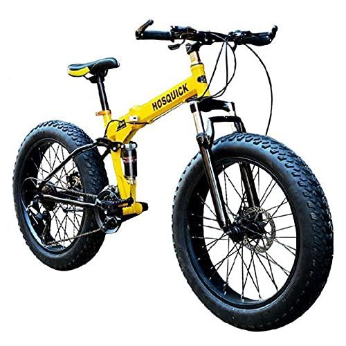 20-26 pulgadas rueda bicicletas de montaña 7-30 velocidades engranajes adulto gordo neumático pista bicicleta envía 9 accesorios bicicleta bicicleta alto carbono marco de acero dual disco freno amaril