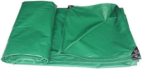 Pengbu MEIDUO Baches Bache Imperméable de Voiture de Camion de Tissu Imperméable de Bache de Toile Verte de Bache de Toile 450g m2 0.35mm pour l'extérieur