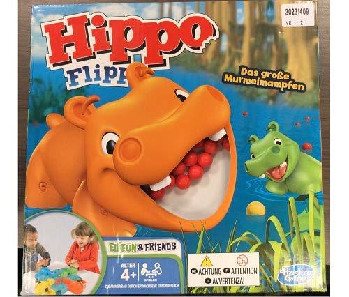 Hasbro - Mangia Ippo [Versione in Tedesco]