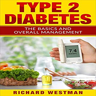 Type 2 Diabetes audiobook cover art