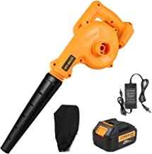 Sponsored Ad - Bslite Cordless Leaf Blower, 20V MAX Lithium Cordless Sweeper, 3.0 Ah Battery & Charger Included