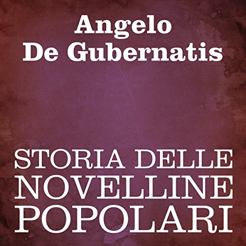 Storia delle novelline popolari  Audiolibri