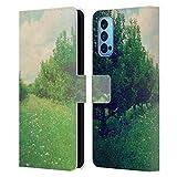 Head Hülle Designs Offizielle Olivia Joy StClaire Obstgarten Natur Leder Brieftaschen Handyhülle Hülle Huelle kompatibel mit Oppo Reno 4 Pro 5G