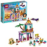 LEGO Disney Aladdin and Jasmine's Palace Adventures 41161 Building Kit (193 Pieces) (Discontinued by Manufacturer)
