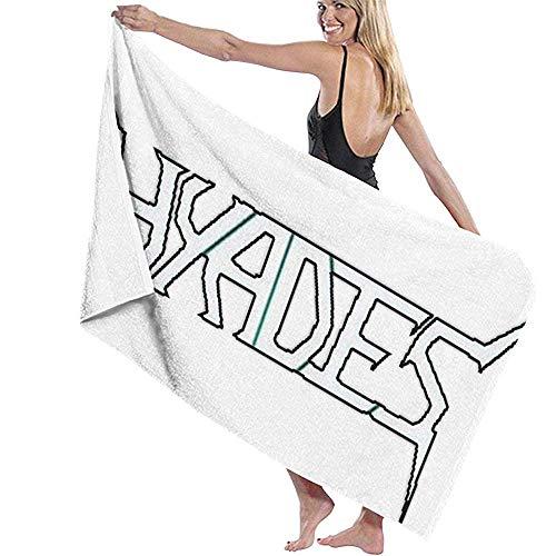 Edmun Hyades DIY Toallas Toalla de baño Baño Piscina Yoga Pilates Picnic Poliéster de Secado rápido 80x130cm