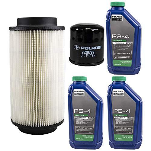 2006-2009 Sportsman 500 Efi Genuine Polaris Oil Change and Air Filter Kit