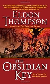 The Obsidian Key (Legend of Asahiel, Book 2) (The Legend of Asahiel Series)