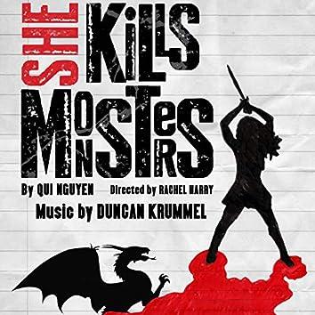 She Kills Monsters (Original Theatrical Soundtrack)