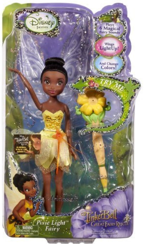 Disney Fairies Style 2 - Iridessa 9  Feature Doll by Jakks (English Manual)