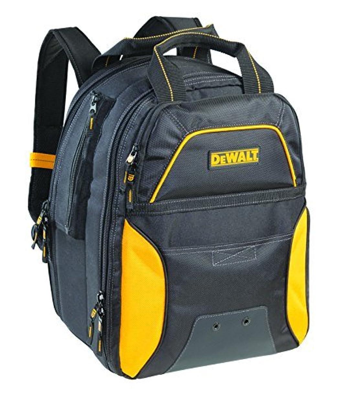 辞任する計画的練習したDeWalt DGC533 33-Pocket USB Charging Tool Backpack [並行輸入品]
