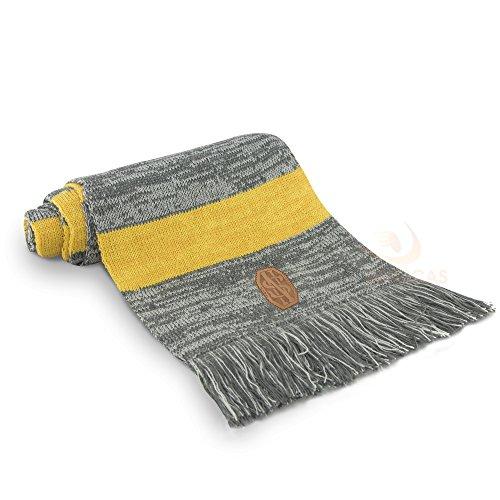 Cinereplicas Harry Potter sjaal 190 cm ● Ultra zachte stof ● zak met ritssluiting