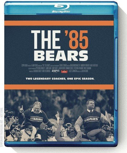 Espn Films 30 for 30 The '85 Bears (Bluray) [Blu-ray]