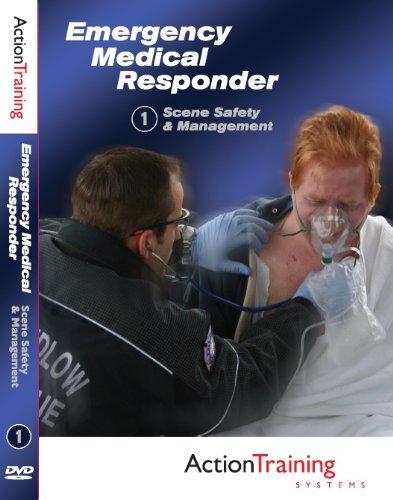 Emergency Medical Responder: Scene Safety & Management, EMS Training DVD