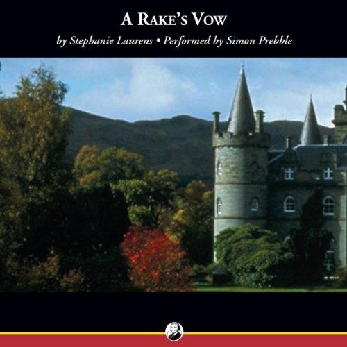 A Rake's Vow cover art