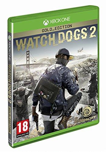 Watch Dogs 2 - Gold Edition (Include Season Pass) [Importación Italiana]