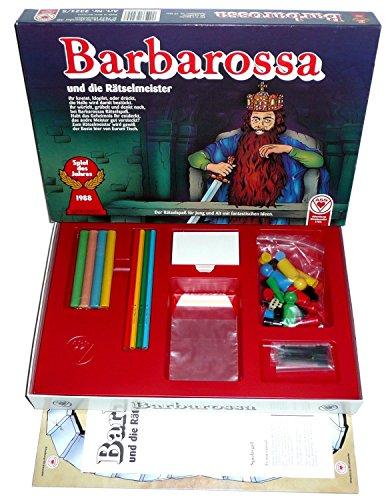 Barbarossa - Spiel des Jahres 1988