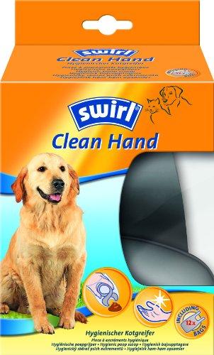 Swirl Clean Hand, 1 Zange + 12 Gassi-Beutel