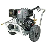 Simpson Cleaning ALWB60827 Aluminum Gas Pressure Washer Powered by Honda GX390, 4200 PSI at 4.0 GPM