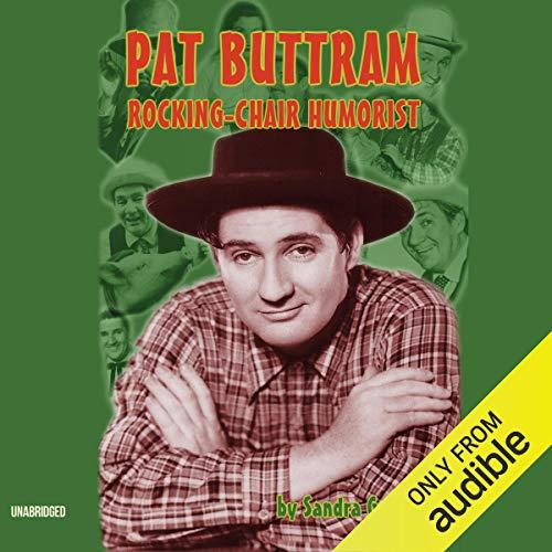 Pat Buttram cover art
