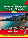 Map-Croatia/Slovenia Atlas SPI