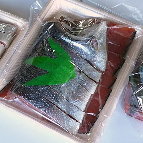 【お歳暮・冬ギフト】塩引き鮭(一本物・切り身加工)4kg台/新潟村上が生んだ伝統の名産品