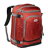 eBags TLS Mother Lode Weekender Junior 19' Carry-On Travel Backpack - Fits Up to 17.5' Laptop - (Sinful Red)