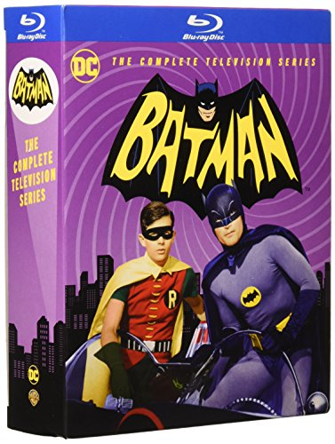 Batman: The Complete Television Series (Blu-ray)  $35 at Amazon