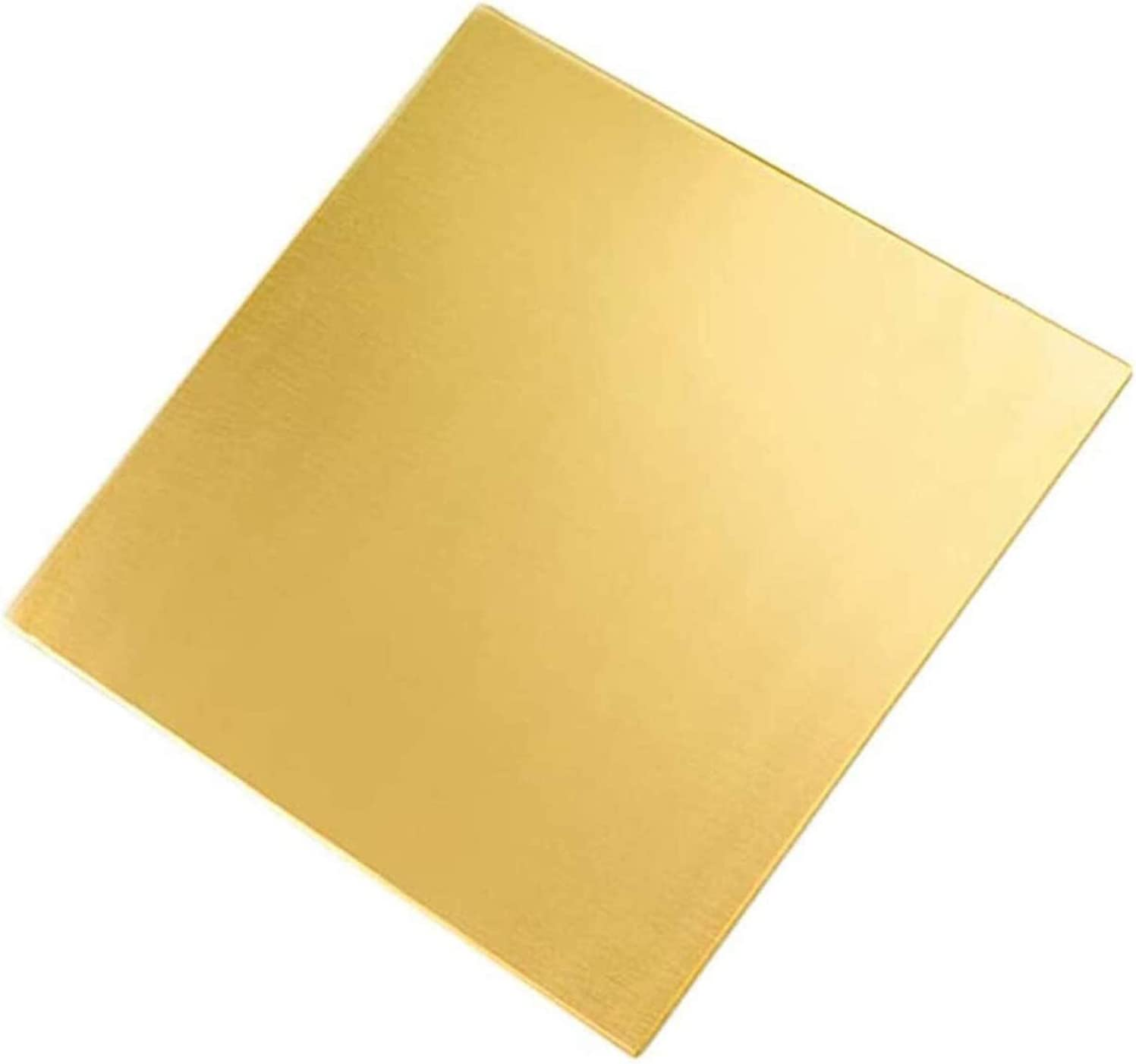 Wzqwzj Brass Metal Sheet Outstanding Rich and Sizes 100Mmx100 55% OFF Specifications