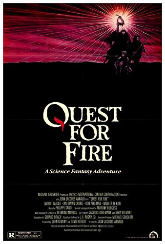 Quest for Fire POSTER Movie (27 x 40 Inches - 69cm x 102cm) (1982)