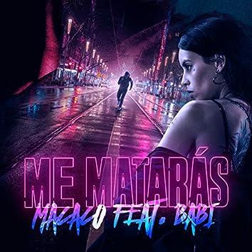 Me Matarás (BSO No Matarás - CROSS THE LINE)