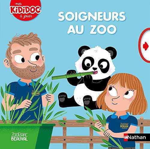 Soigneurs au zoo - Edition Beauval - Kididoc animé dès 2 ans (29)