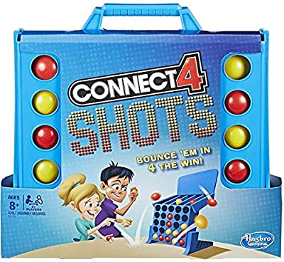 Hasbro Gaming Connect 4 Shots Game by Hasbro Gaming
