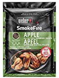 Weber Holzpellets, Apfelholz, fr SmokeFire Grill, 9 kg