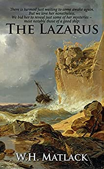 The Lazarus by [W.H.  Matlack]