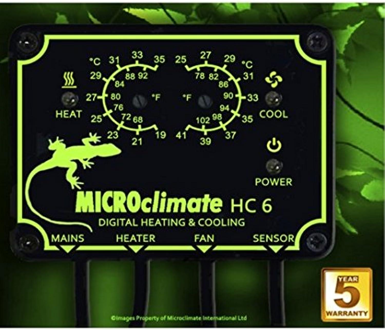 Microclimate HC6 Heat Cool Twin Stat 600w