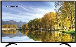 Super General 43 Inch LED Smart TV Black - SGLED43AST2