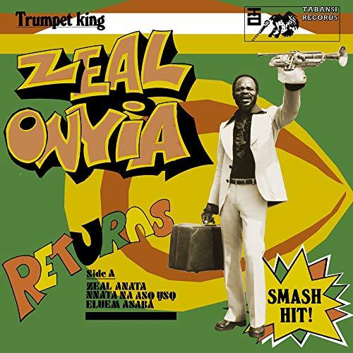 Trumpet King Zeal Onyia Return