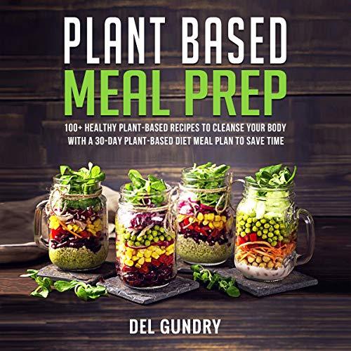 Plant Based Meal Prep cover art