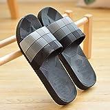 NYKK Chanclas Sandalias y el Verano Interiores Baño Bañera Antideslizante Suave Pareja Inferior Zapatos Desodorante Cuidado Zapatillas de Verano Principal Hombres Ducha Chancletas (Size : 44)
