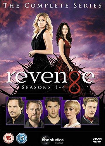 Revenge Season 1-4 [UK Import]