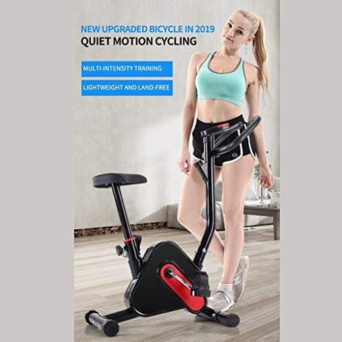 US Fast Shipment Exercise Bike with LCD Display