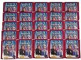 Unbekannt Panini Die Eiskönigin 2 Frozen 2 Sticker & Cards 25 Stickertüten -