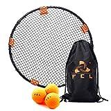 Roundnet Sports Ball Strike Jugar diversión Familiar Voleibol al Aire...